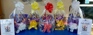Our Easter Raffle is raising lots of money!